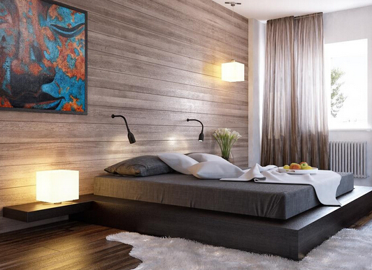 eclairage chambre a coucher led design de maison. Black Bedroom Furniture Sets. Home Design Ideas